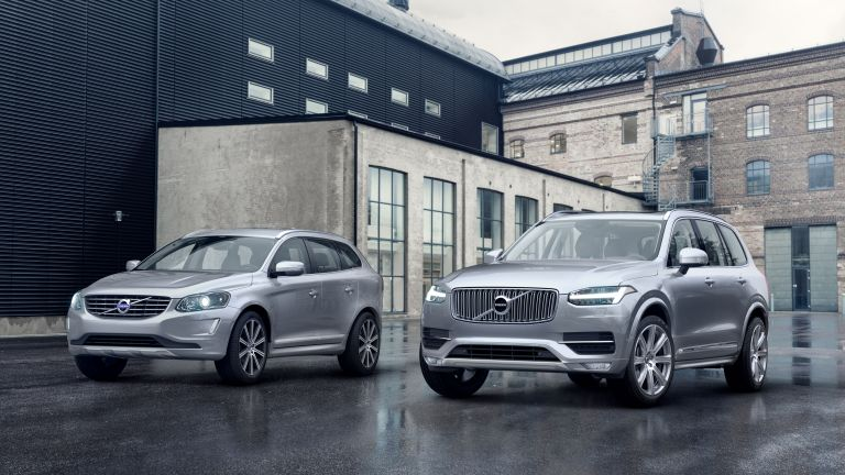 Nabídky nových a ojetých vozů Volvo